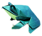 frog-origami